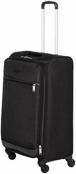 AmazonBasics Softside Spinner Luggage Suitcase - 29 Inch, Bl