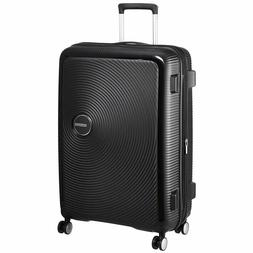 soundbox 8 wheel spinner luggage 77 tsa