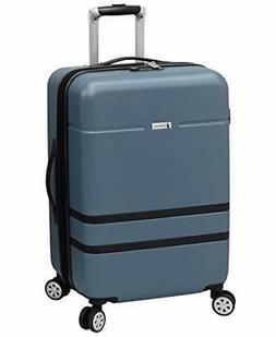 London Fog Southbury II Hardside Spinner Luggage slate blue