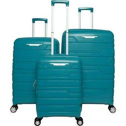 Gabbiano Spectra Collection 3-Piece Hard-Side Cases with TSA