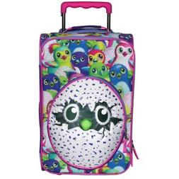 "Spinmaster 18"" Hatchimals Suitcase With Wheels"