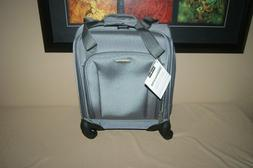 Samsonite Spinner Rolling Carry-On Luggge UnderSeat Tote wit