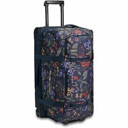 Dakine SPLIT ROLLER 85L Wheeled Roller Luggage Bag Botanics