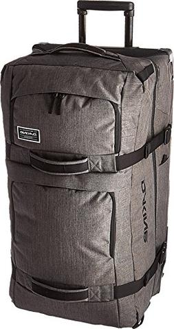 Dakine Unisex Split Roller Wheeled Travel Bag, 110l, Carbon