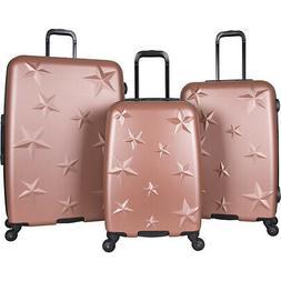 Aimee Kestenberg Star Journey 3 Piece Lightweight Luggage Se
