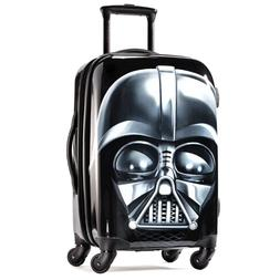 "Star Wars 21"" Darth Vader Spinner Carry-On Rolling Travel Lu"
