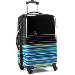 Maui and Sons Stripes Expandable Hardside Spinner Luggage wi