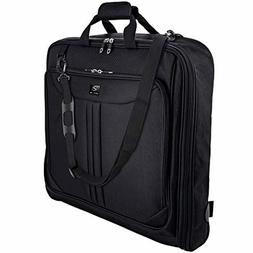 ZEGUR Suit Carry On Garment Bag for Travel & Business Trips