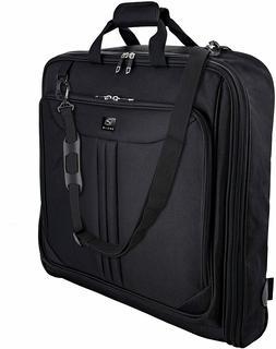 ZEGUR Suit Carry On Garment Bag for Travel & Business W/ Sho
