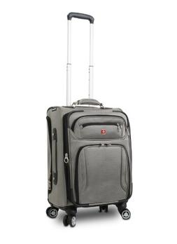 Wenger SwissGear 20 Pilot Case Carry-On Spinner Luggage - Pe