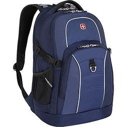"""SwissGear 18.5"""" Backpack Navy Alpine/ Silver Storm"""