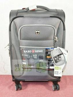 """SwissGear Checklite Ultra Liteweight 20"""" Carry On Luggage -"""