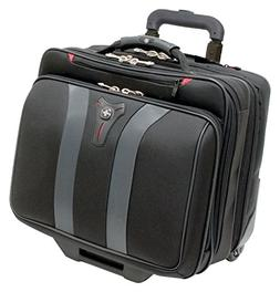 Swissgear Granada Rolling Case Nylon for Upto 17-Inch Notebo