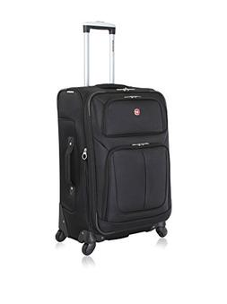 swissgear sa6283 expandable spinner suitcase