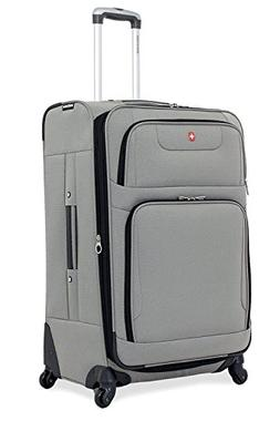 Wenger SwissGear SA7297C 28 Spinner Expandable Upright Suitc