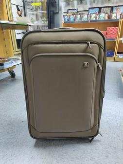 "Victorinox Tallux Bronze 22"" Wheeled Expandable Upright Lu"
