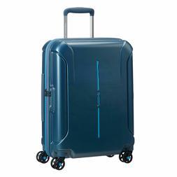 "American Tourister Technum 20"" Spinner Luggage   Metallic Bl"