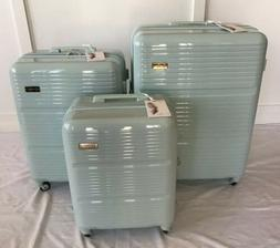 🚨Jessica Simpson TIMELESS MINT Hardside Luggage 20', 25',