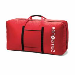 Samsonite Tote-A-Ton Duffle Bag 32.5 inch Red