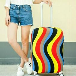 Pattern Luggage Cover Luggage Box Anti Dust Protector Trolle