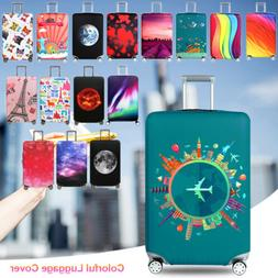 Travel Luggage Cover Protector Suitcase Dust Proof Bag Anti
