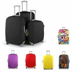 Travel Luggage Suitcase Cover Stretch Elastic Trolley Bag Pr