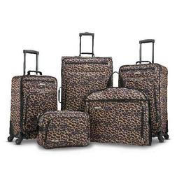 Travel Packing Luggage Bag Baggage 5 Piece Set 4-Spinner Whe