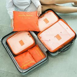 Travel Storage Bag Clothes Tidy Luggage Organizer Portable C