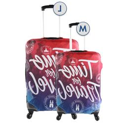 Travel Suitcase Protective Cover Dust Proof Trolley Luggage