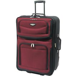 "Traveler's Choice Amsterdam 29"" Expandable Rolling Upright L"