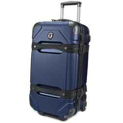 "Traveler's Choice Maxporter Polycarbonate 24"" Rolling Trunk"
