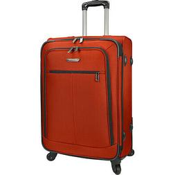"Traveler's Choice Merced Lightweight 27"" Spinner Softside Ch"