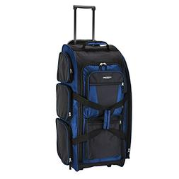 Travelers Club Luggage Adventure 30 Inch Rolling Multi-Pocke