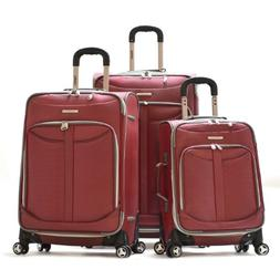 Olympia Tuscany 3 Piece Luggage Set