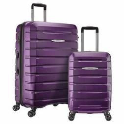 """Samsonite two piece luggage set w/ a 27"""" Spinner suitcase &"""
