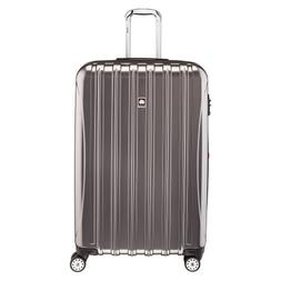 "Two  x Delsey 29"" Helium Aero Hardside Spinner Suitcases Exp"