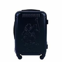 U.S Polo Assn. 21in Hard Case Spinner Rolling Suitcase