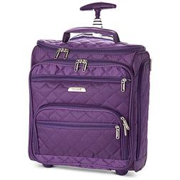 Underseat Women Suitcase Luggage Carry On - Small Rolling To