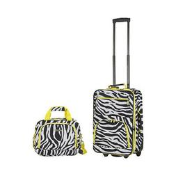 unisex 2 piece luggage set f102