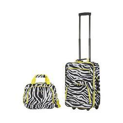 Rockland Unisex  2 Piece Luggage Set F102