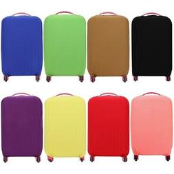 US Travel Luggage Cover Protector Elastic Suitcase Bag Anti