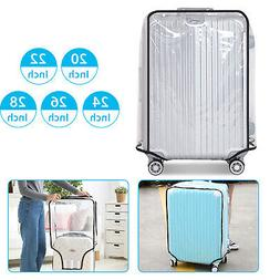 Waterproof Transparent Travel Protective Luggage Suitcase Co