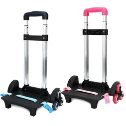 Wheeled Trolley,Folding Compact Lightweight Durable Luggage