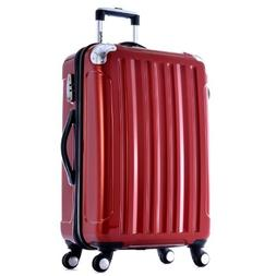 Olympia Whistler 29 Inch Hard Case, Burgundy, One Size