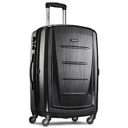 """Samsonite Winfield 2 Fashion HS Spinner 24"""" Brushed Anthraci"""