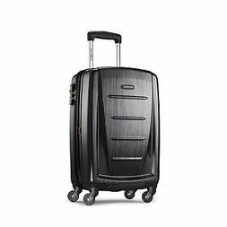 Samsonite Winfield 2 Hardside Luggage Brushed Anthracite 20