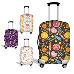Womens Suitcase Protector Luggage Cover Case Spandex Dust-pr
