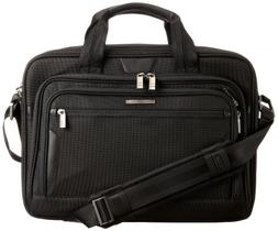 Briggs & Riley @ Work Luggage Medium Expandable Brief, Black