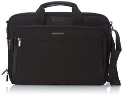 Briggs & Riley @Work Luggage Slim Brief, Black