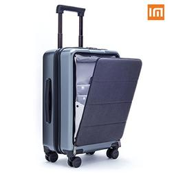"Xiaomi Carry On Luggage 20"" Front Pocket Spinner Business Do"